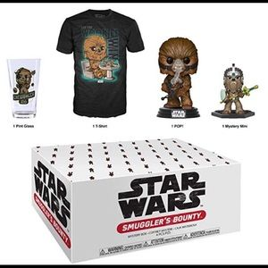 Star Wars Smugglers Bounty Boxes